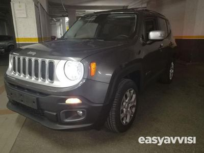 usado Jeep Renegade 2.0 mjt 140cv 4wd active drive low limited diesel
