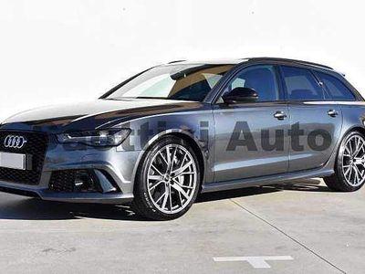 usata Audi RS6 Avant Performance 4.0 TFSI quattro tiptronic