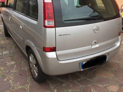 gebraucht Opel Meriva 1.6 16v GPL