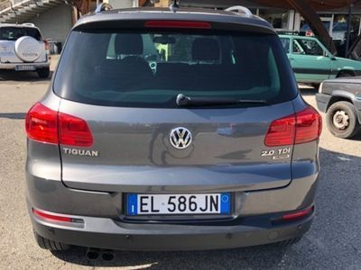 brugt VW Tiguan 2.0 TDI 140 CV 4MOTION Sport & Style usato