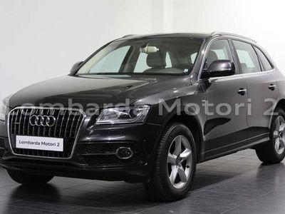 usata Audi Q5 2.0 tdi quattro 163cv s-tronic