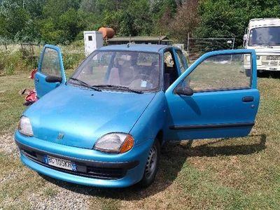 usata Fiat Seicento 900i cat Fun
