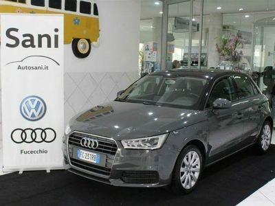 usata Audi A1 SPB 1.6 TDI 116 CV Pronta consegna