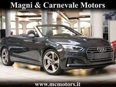 usata Audi A5 Cabriolet SPORT 4X4 S-LINE G.TRAINO 360CAMERA ACC