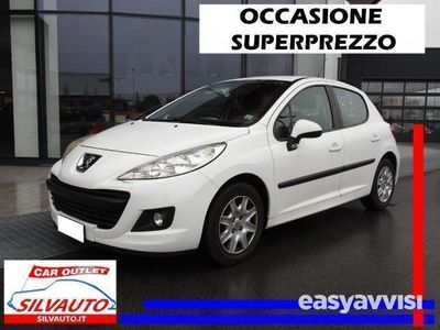 used Peugeot 207 1.4 8v 75cv 5p. energie sport eco gpl benzina/gpl