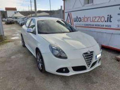 usata Alfa Romeo Giulietta 2.0 JTDm 170CV Cambio Automatico Diesel