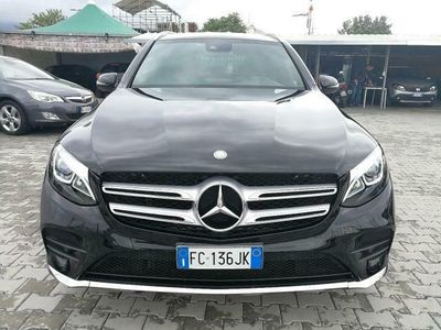 second-hand Mercedes GLC250 d 4Matic Premium