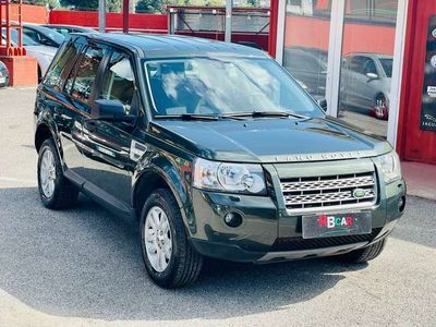 usata Land Rover Freelander 2.2 TD4/RATE/PERMUTE/GARANZIA/TAGLIANDI CERTIFICAT