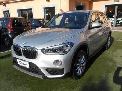 usata BMW X1 sDrive16d Advantage