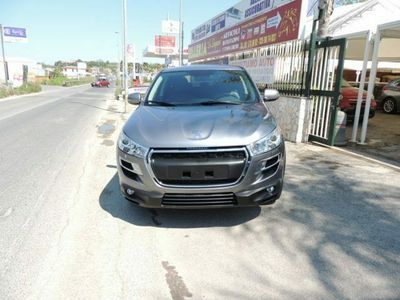 used Peugeot 4008 exclusive 1.6 4x4