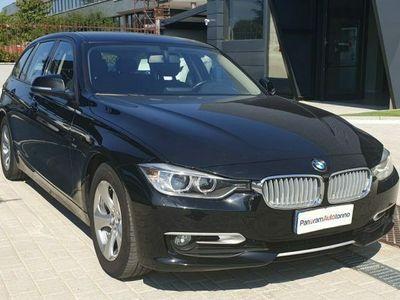 usata BMW 320 d Efficient Dynamics Touring Modern