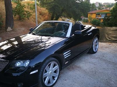 usata Chrysler Crossfire 3.2 cat Roadster Limited