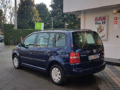 gebraucht VW Touran 1.9 TDI l'unico proprietario