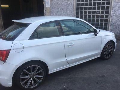 used Audi A1 tdi 105 cv s line DISTRIBUZIONE FATTA