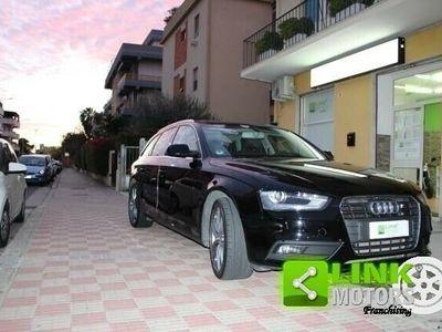usata Audi A4 2.0 TDI 143CV F.AP. mult. Business