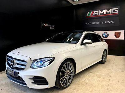 usata Mercedes E350 S.W. Auto Premium Plus (606) GR