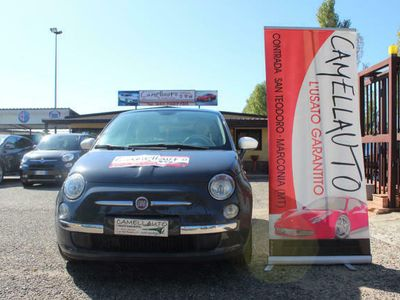 usata Fiat 500 1.3 Multijet 16V 95 CV Lounge