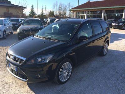 usata Ford Focus 1.6 TDCi (90CV) SW Titanium Ok Neopatentati
