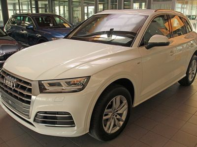 usata Audi Q5 35 Tdi Quattro S-tronic S-line, Matrix Led, Kamera, Mmi Plus