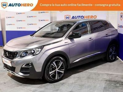 usata Peugeot 3008 BlueHDi EAT6 S&S Allure- CONSEGNA A CASA GRATIS