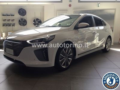 used Hyundai Ioniq IONIQ1.6 HYBRID 6DCT Style
