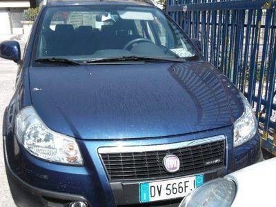 usado Fiat Sedici 1.9 MJT 4x4 Emotion rif. 11226898