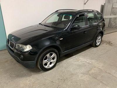 usata BMW X3 2.0d Aut Tetto
