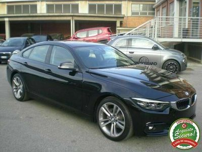 usata BMW 418 Gran Coupé d Sport PELLE+TETTO APRIBILE+