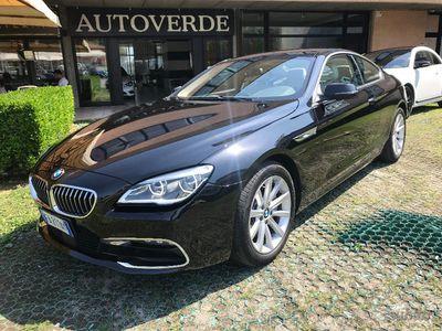 used BMW 640 xDrive Coupé 313cv E6 UNIPROPRIETARIO