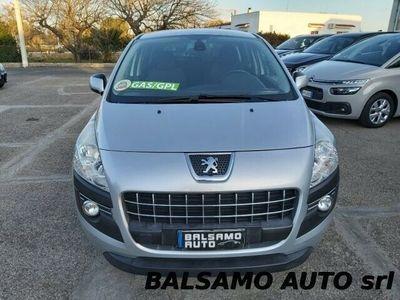 usata Peugeot 3008 1.6 vti 120cv tecnobellissima impianto gpl