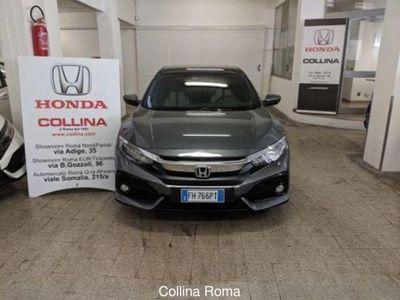 usata Honda Civic 1.5 5 porte Prestige CVT - CAMBIO AUTOMATICO/PELLE
