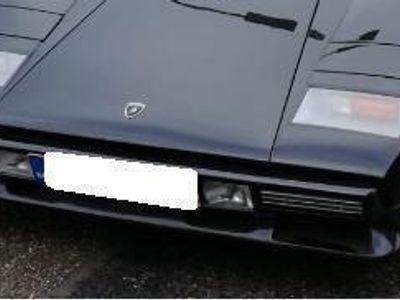 usata Lamborghini Countach 5000 4 valvole-please read announcement inside-