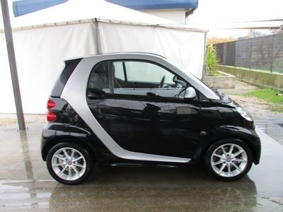 usata Smart ForTwo Coupé 1.0 52kW MHD passion