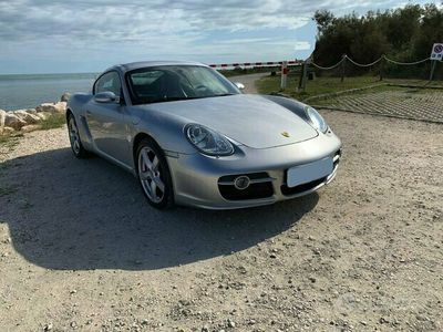 usata Porsche Cayman 987 3.4 s - impeccabile