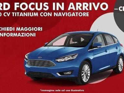 second-hand Ford Focus 1.5 TDCI 120 CV TITANIUM NAVI SYNC