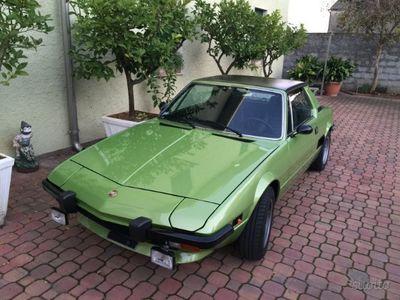 second-hand Fiat X 1/9