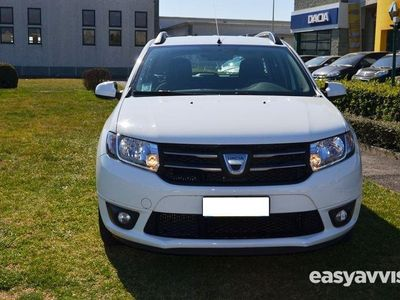 gebraucht Dacia Logan MCV 1.5 dci 90 cv start&stop lauréate diesel