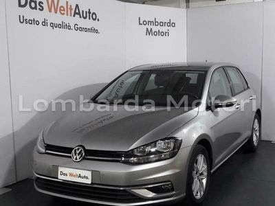 usata VW Golf VII 5p 1.6 tdi Business 115cv dsg