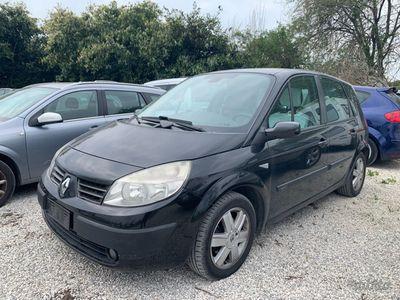 usata Renault Scénic 1.9 dci 6Marce Solo Per Export