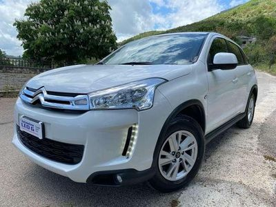usata Citroën C4 Aircross 1.6 HDi 115cv 2WD Seduction..Bluetooth..Pelle..!!