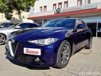 used Alfa Romeo Giulia 2.2 turbodiesel 150 cv at8 business diesel