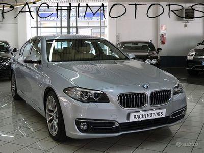 usata BMW 528 i Luxury Unico Proprietario-Pelle-Navi Pro-Pdc-Iva Benzina