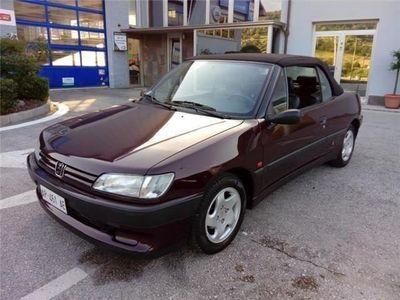 usata Peugeot 306 Cabriolet 1.8i cat rif. 11581205