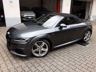 usata Audi TT Roadster 2.0 TFSI S tronic *ALLESTIMENTO S LINE*