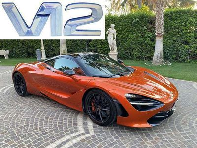 usata McLaren 720S Coupé Performance - LIFT - OK NETTO EXPORT
