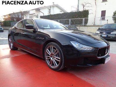 brugt Maserati Ghibli 3.0 Diesel 275 CV.TETTO.CERCHI 20