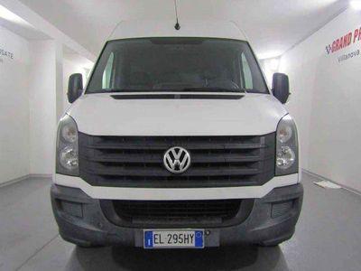 used VW Crafter 35 2.0 TDI 136CV PL-TM Furgone
