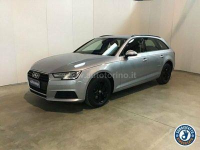 usata Audi A4 Avant 2.0 TDI 122 CV S tronic Business Sport