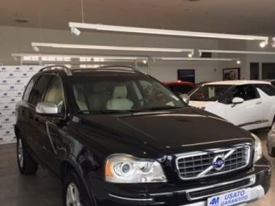brugt Volvo XC90 D5 AWD Geartronic Summum del 2013 usata a Prato