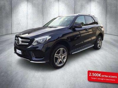 usata Mercedes GLE250 CLASSE GLEd Premium 4matic auto